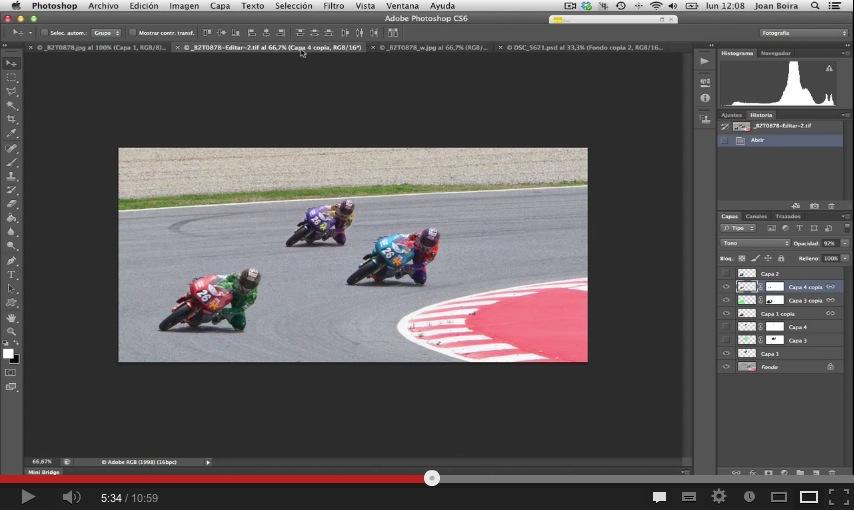 Qué son y cómo funcionan las capas en Photoshop (Videotutorial)
