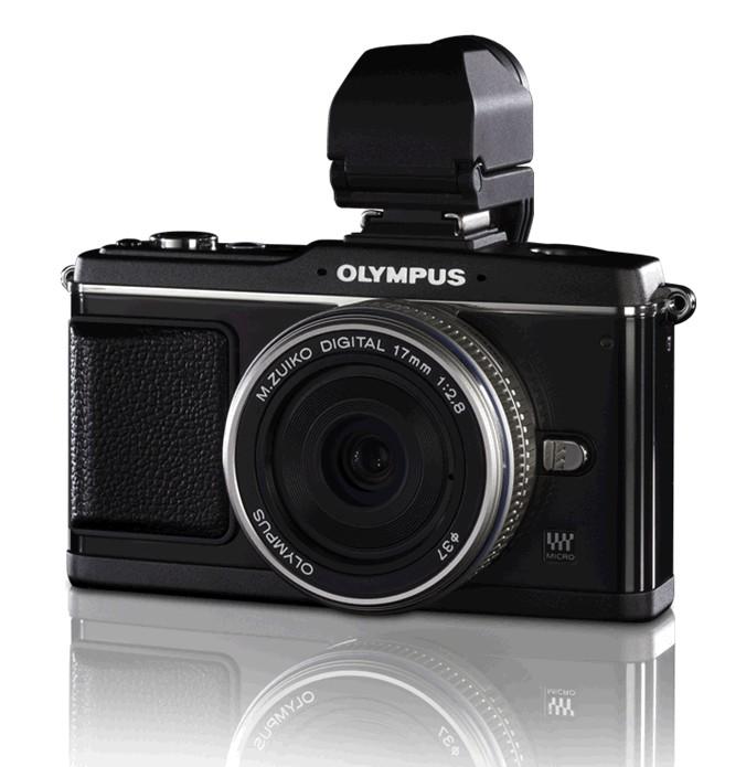 Nueva Olympus PEN E-P2
