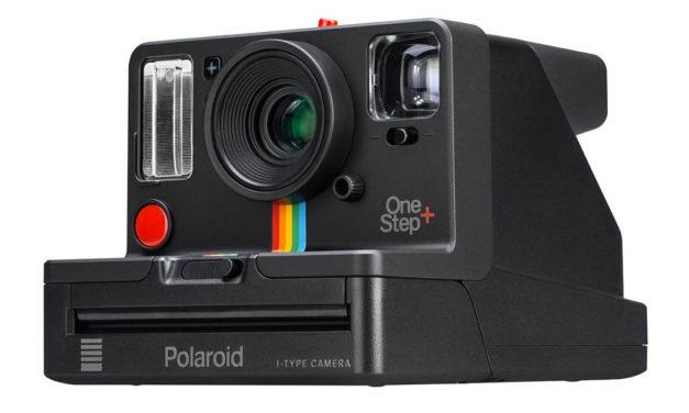 Nueva cámara analógica e instantánea Polaroid OneStep+