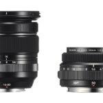 Nuevos objetivos Fujifilm XF 16-80mm ƒ/4 R OIS WR y GF 50mm ƒ/3,5 R LM WR