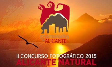 """""""Alicante Natural 2015"""", participa en este concurso y ayuda a la reforestación"""