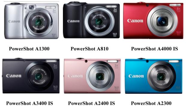 Canon lanza nuevas cámaras PowerShot e IXUS