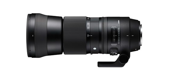 Sigma 150-600 mm f/5-6,3 DG OS HSM Contemporany