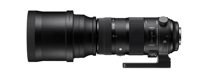 Sigma 150-600 mm f/5-6,3 DG OS HSM Sport