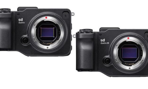 Sigma sd Quattro y sd Quattro H, nuevas mirrorless con objetivos intercambiables