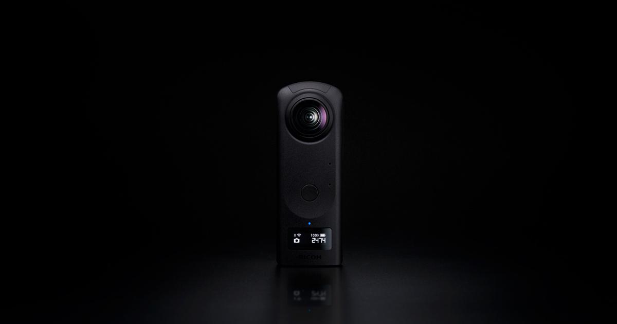 Ricoh Theta Z1, la nueva cámara 360º con 23 megapíxeles, estabilización y pantalla OLED