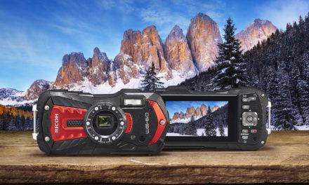 Ricoh WG-60, la nueva cámara resistente y sumergible