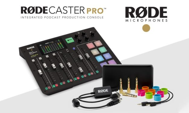 Promoción RØDE Caster Pro