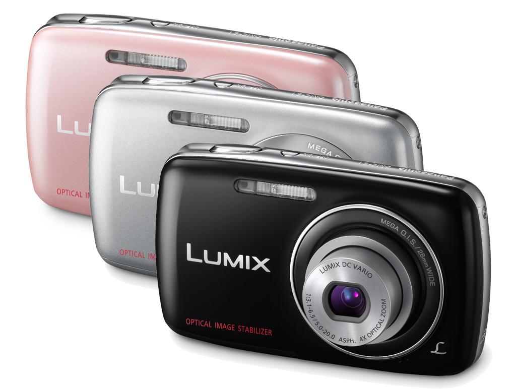 CES 2011 – Nueva gama de cámaras digitales Panasonic Lumix