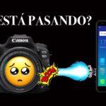 Los smartphones han destronado a las cámaras ¿Qué está pasando?