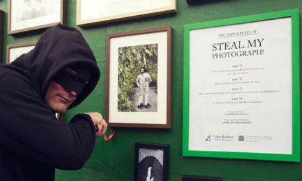 Te invito a robar mi foto