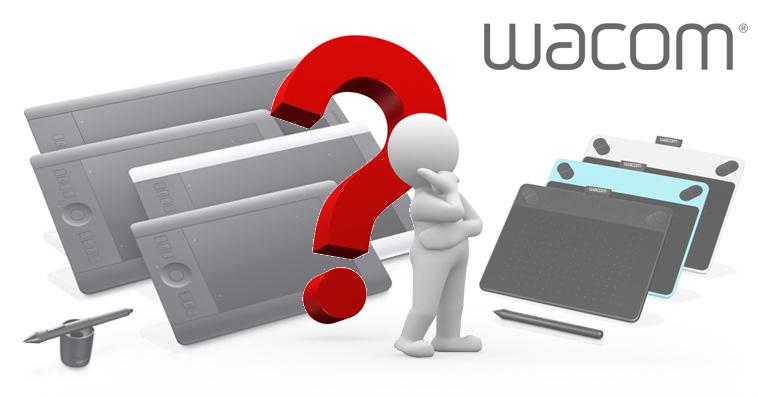 Comparativa tabletas Wacom Intuos e Intuos Pro