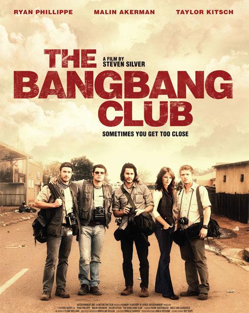 """""""The Bang Bang Club"""", una película que hay que ver"""