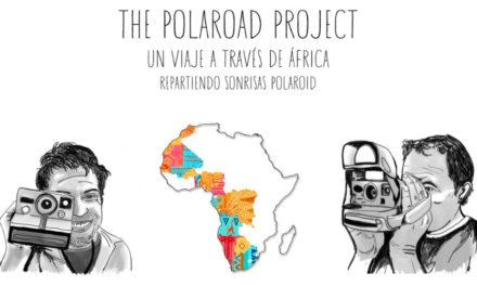 The Polaroad Project. Un viaje a través de África, repartiendo sonrisas Polaroid