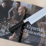 Annie Leibovitz y los cuchillos de La Vanguardia