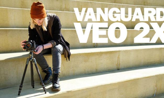 Vanguard VEO 2X, nueva serie de trípodes 4 en 1
