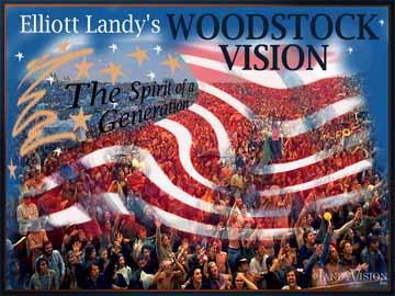 """Woodstock vision. The Spirit of a Generation"" de Elliot Landy"