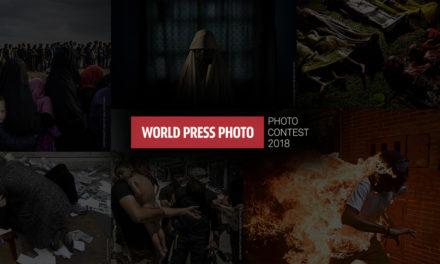 Estos son los nominados a ganar el World Press Photo 2018
