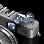 Fujifilm X20, nueva cámara con sensor X-Trans CMOS II