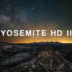 Precioso timelapse de Yosemite II